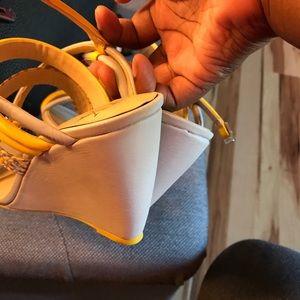 f244f305a95 GX by Gwen Stefani Shoes - ♢️PRICE FIRM♢️GX by Gwen Stefani Abe Wedge